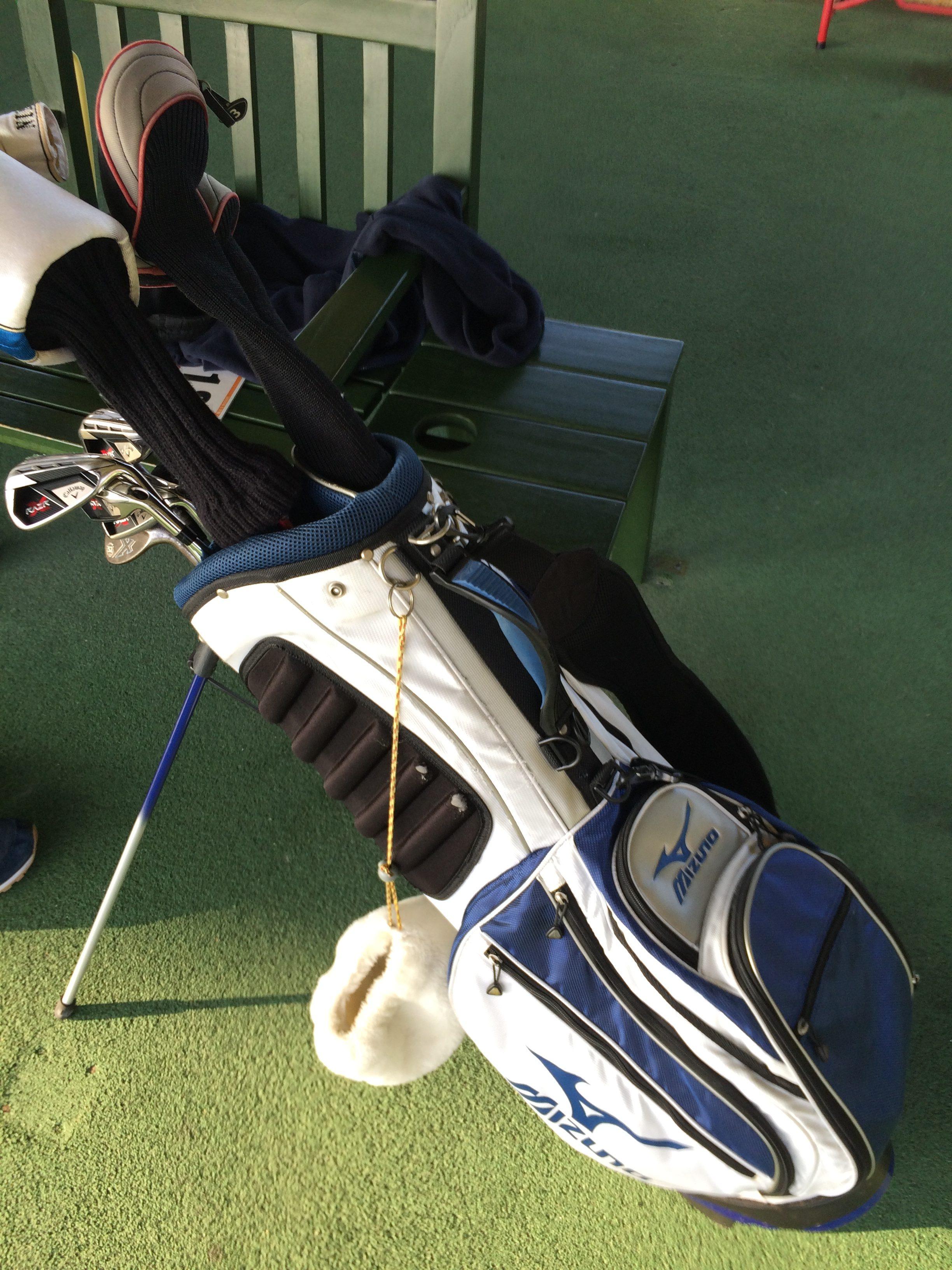 ゴルフ練習場で婚活